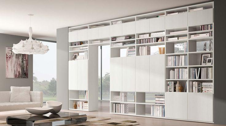 Oltre 25 fantastiche idee su librerie su pinterest for Librerie vendita online