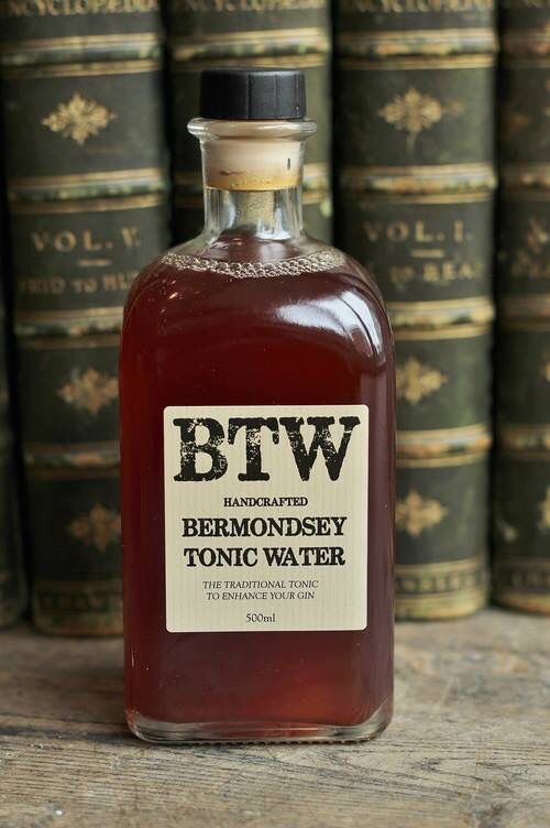 Bermondsey Tonic Water - also comes in a syrup....