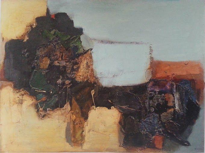 T. Kantor _peinture 1961_97x130