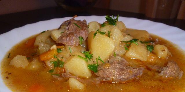 Krompir gulas