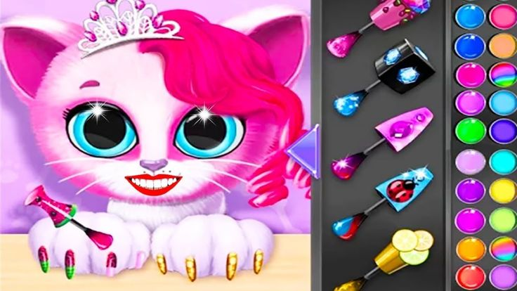 Fun Pet Care Kids Game - Baby Play & Learn Colors Beauty Hair Salon Makeover Game for Girls - https://www.fashionhowtip.com/post/fun-pet-care-kids-game-baby-play-learn-colors-beauty-hair-salon-makeover-game-for-girls/