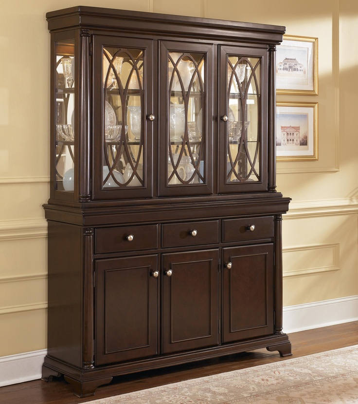 63 Best Buffets Cabinets Hutches & Curios Images On