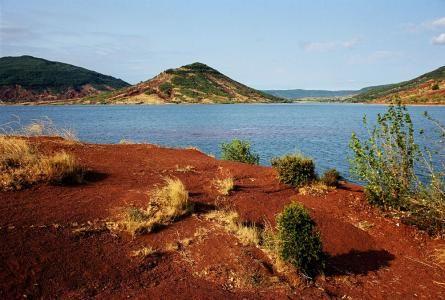 Lac Salagou, un de mes endroits préféré en France