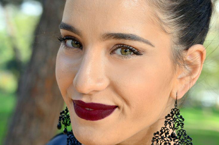 Mac Media lipstick with Nightmoth pencil. I WANT!!!!!!!!!!!!!!!!!!!!!