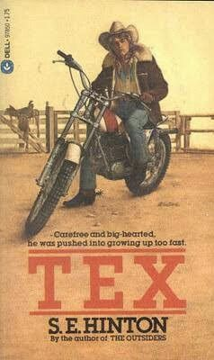 Tex by SE Hinton #amreading #books
