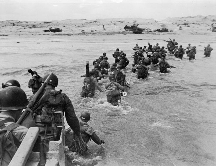 Confused about what actually happened on 6 June 1944? Here are the 10 things you need to know about D-Day.