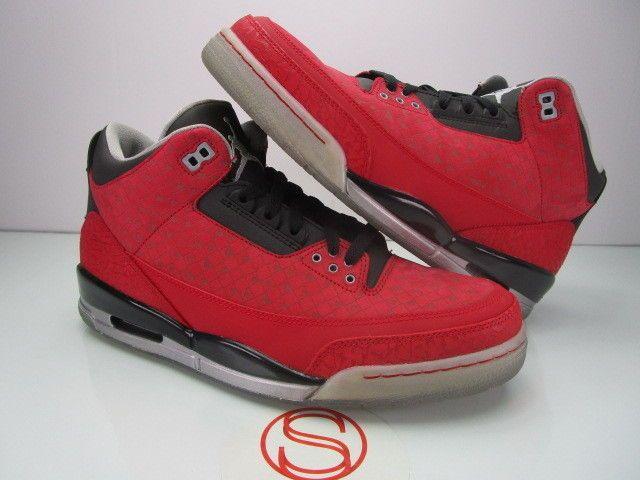 buy online e66d9 67430 Nike Air Jordan III 3 Retro DB DOERNBECHER 11.5