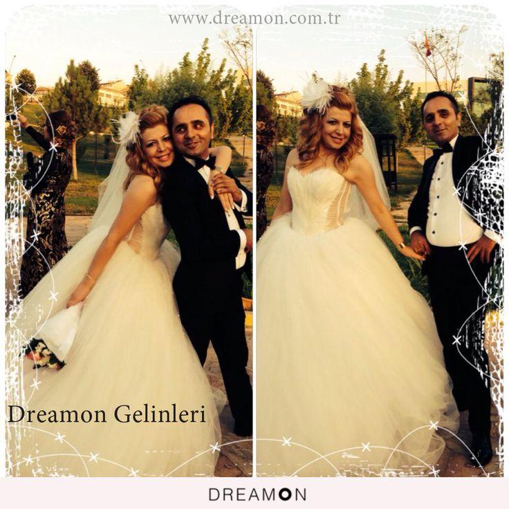 DreamON Gelinlerimizden Esma Hanım ve eşine ömür boyu mutluluklar dileriz.  ''Konya DreamON gelinliğe ve özellikle çalışanlarına teşekkürler'' Esma Güney  www.dreamon.com.tr #DreamON #instalove #blackandwhite #aşk #gelin #gelinlik #dreamonvip #weddings #bride #gününgelini