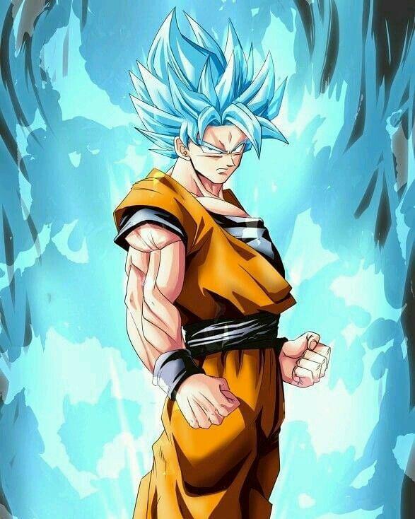 Goku Ssjb Anime Dragon Ball Super Dragon Ball Z Dragon Ball