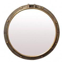 Porthole Mirror | Mirrors