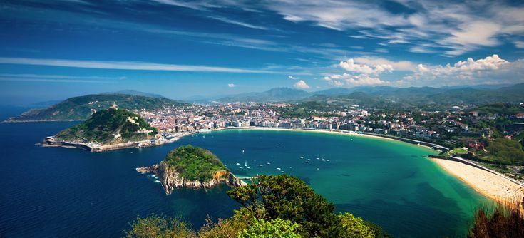 Una serie de propuestas para que sepas qué ver y qué hacer en San Sebastián, preciosa ciudad vasca a orillas del Cantábrico.