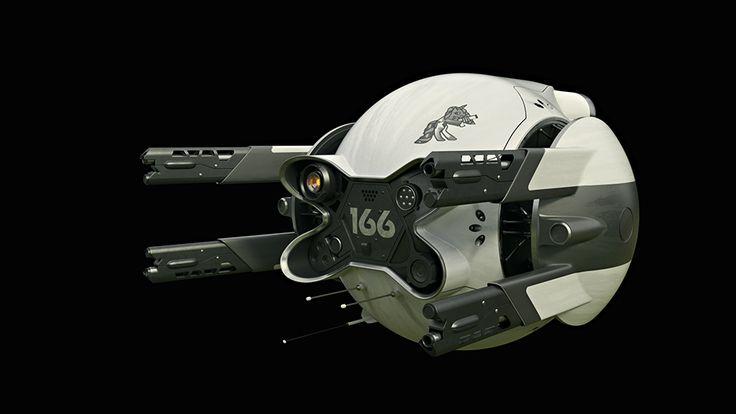 ▇ Oblivion Drone
