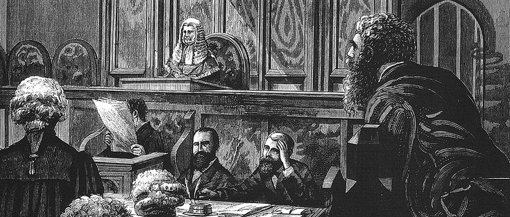 Ned Kelly's trial
