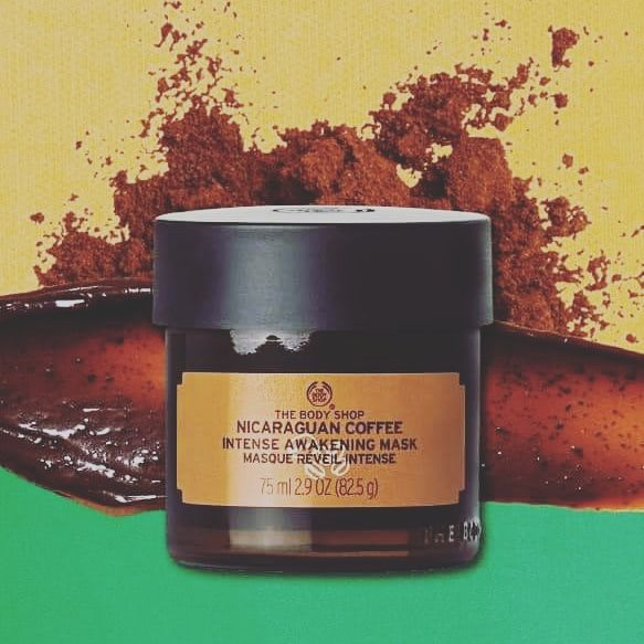 Nicaraguan Coffee Intense Awakening Mask Bodyshop Bodyshopathome Shopbodybeautifulwithemily Newrelease The Body Shop