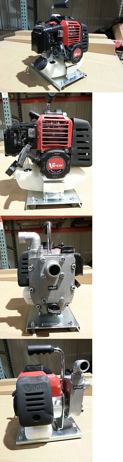 Engines Multi-Purpose 79670: Wp4310 Earthquake Brand Water Pump 1 Water Pump Sales Models And 90 Day Warranty -> BUY IT NOW ONLY: $105 on eBay!