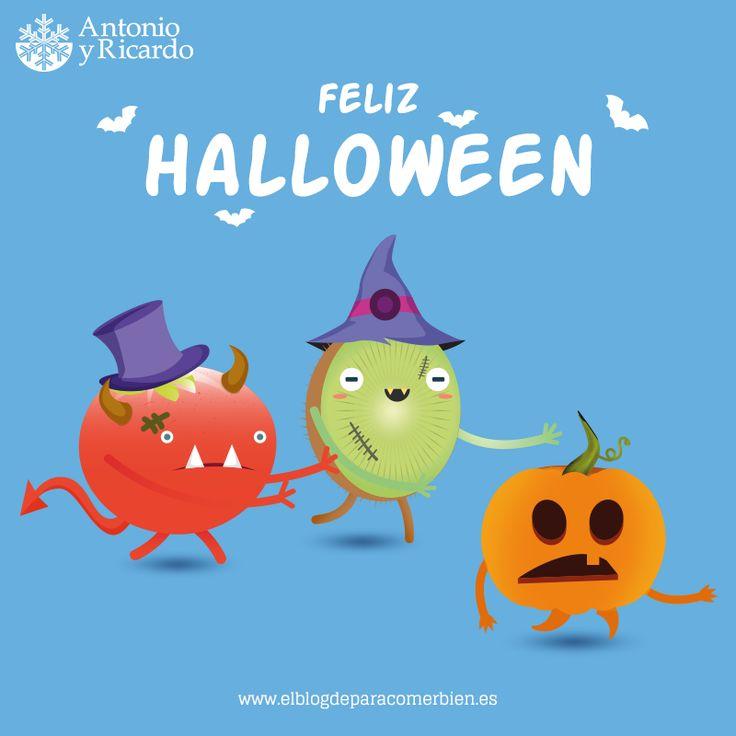 #humor #frutas #halloween