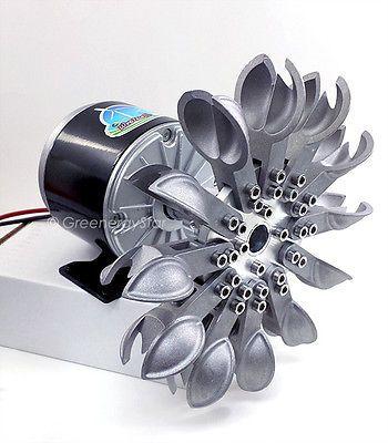 Best 25 motor generator ideas on pinterest tesla free for Best dc motor for wind turbine