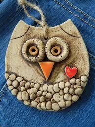 Výsledek obrázku pro keramika sova