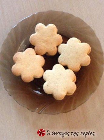 Μπισκότα νηστίσιμα #sintagespareas #mpiskota