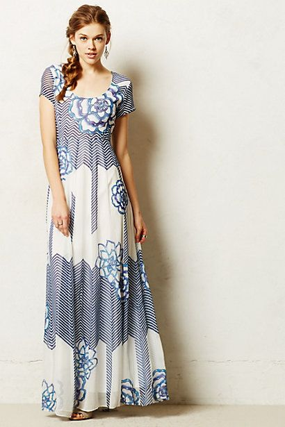 Utpala Maxi Dress #anthropologie #anthrofave