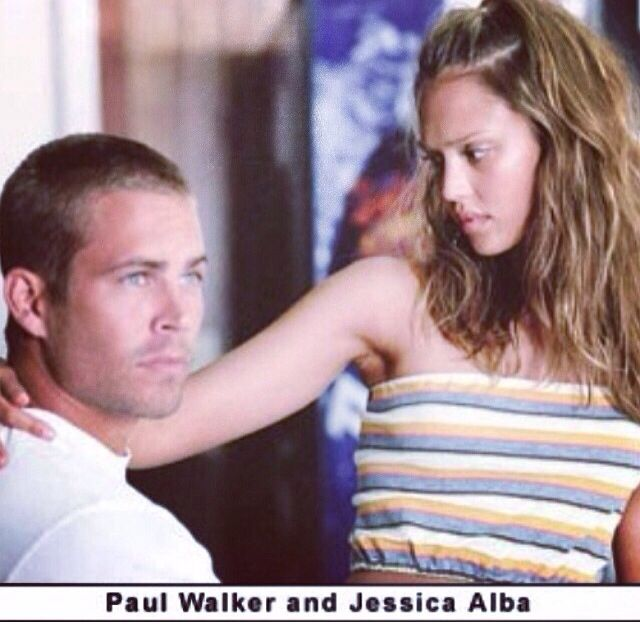 The 25+ best Paul walker jessica alba ideas on Pinterest ...
