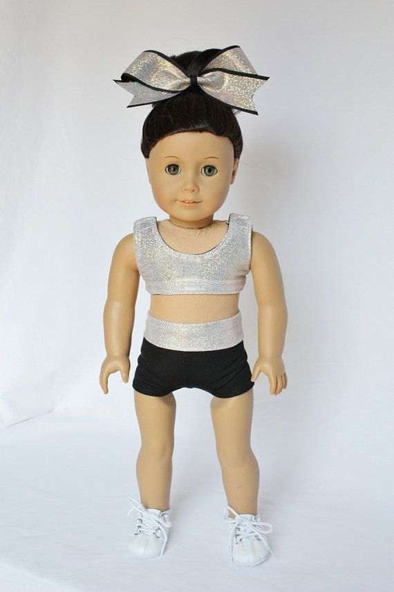 Hey, I found this really awesome Etsy listing at https://www.etsy.com/listing/191546771/american-girl-18-doll-cheerleader-sports