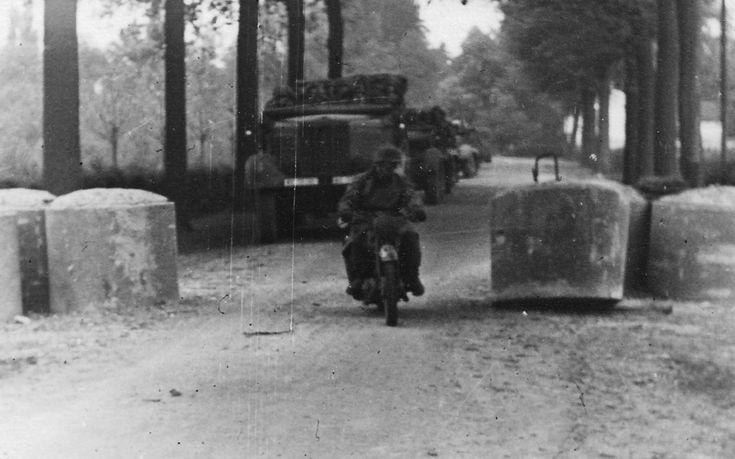 Maastricht, 10 mei 1940