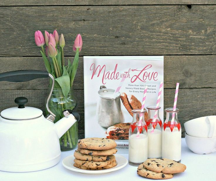 Want to win a FREE Made With Love cookbook? Thank you #trysmallthings :)