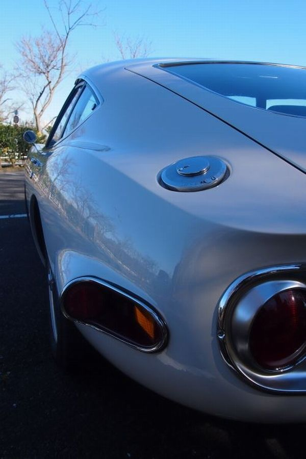 1967 Toyota 2000 GT Grand Touring Fastback Sports Coupe | 2.0L Straight 6 - 150 hp | Only 351 units were produced.
