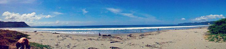 Playa Naranjo - Parque Nacional Santa Rosa