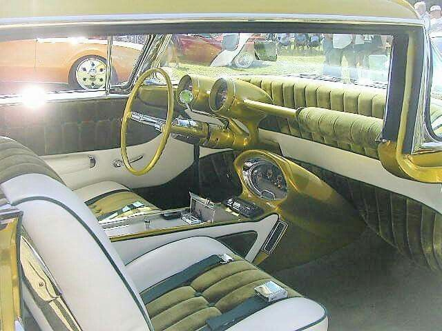 The Limelighter interior... Just wow ! How cool !