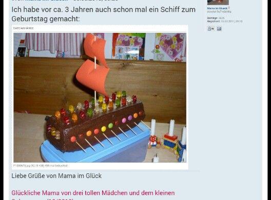 Wikinger Geburtstag