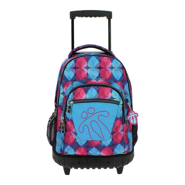 Tienda online de Totto España. Somos especialistas en mochilas, maletas y accesorios desde hace más de 25 años.