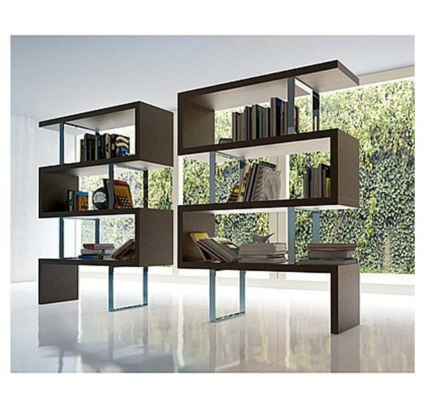 27 best images about Modern Bookcases on Pinterest Metal