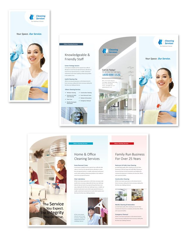 610 Best Creative Brochure Templates Images On Pinterest
