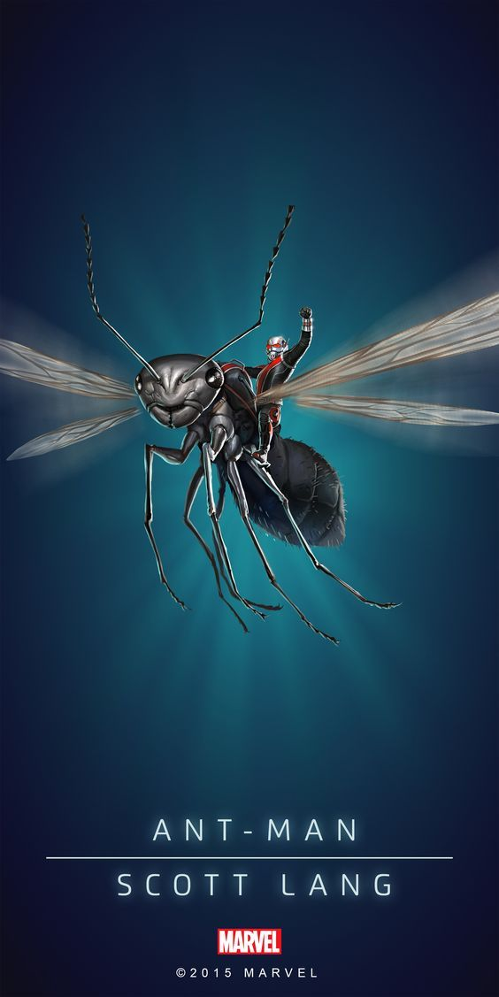 Ant-Man - Scott Lang
