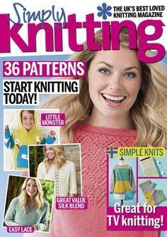 Simply Knitting №151 2016