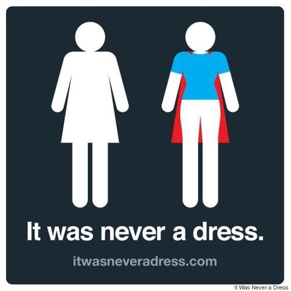 Ce que cache vraiment le logo des toilettes pour femmes