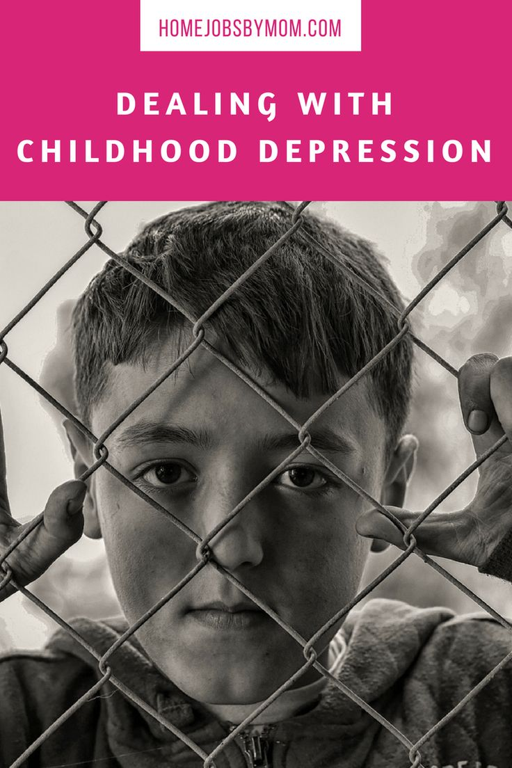 Dealing with Childhood Depression. Did you know that as many as 1 in 33 children suffer from depression? As teenagers, that number jumps to as high as 1 in 8! The idea that our children are depressed can be scary and even intimidating. It's hard enough to handle depression as an adult, but understanding depression in your child can be even more difficult. If you are concerned about your little one, here are a few signs they could be struggling with depression: