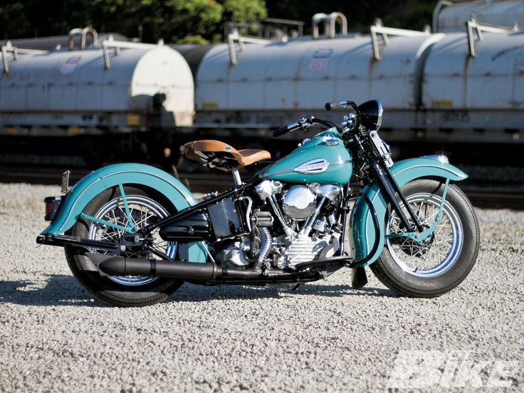 If only i had a few thousand $ laying around..... 1941 Harley Davidson Knucklehead - rare