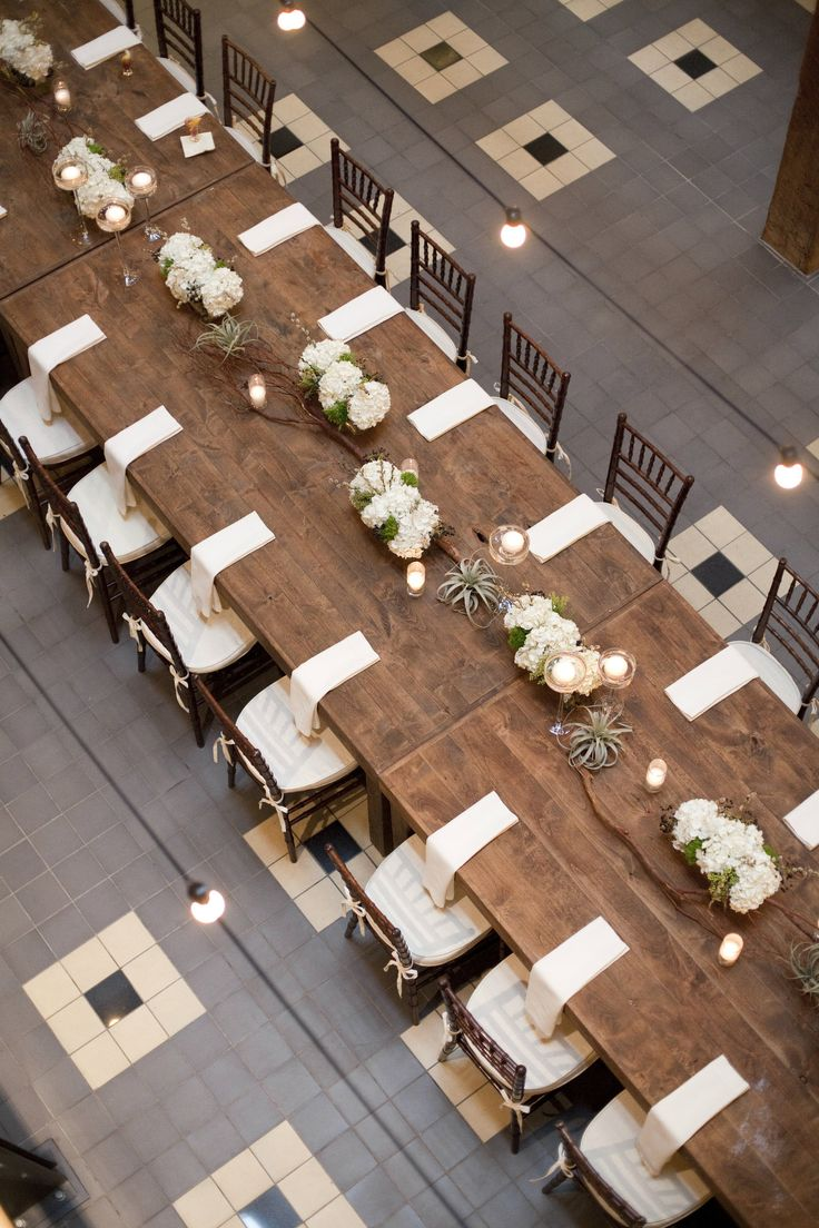 FUSE Weddings & Events, Salt Lake Hardware Building, Utah Wedding, Utah wedding planner, Park city wedding planner, Destination wedding, warehouse wedding, rustic wedding, industrial wedding, farm table, wooden table, blush and green table decor,