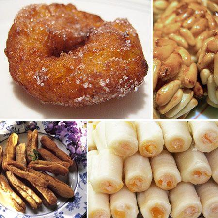 Dia de todos los santos _The Food_sweets_Saints fingers