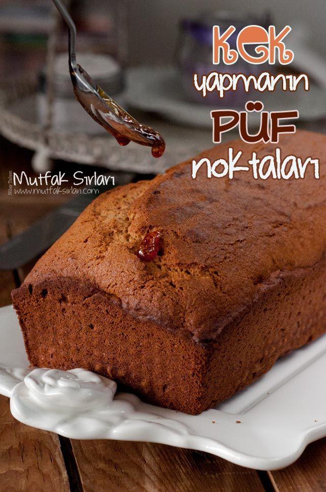 Kek Yapmanın Püf Noktaları nasıl yapılır ? Ayrıca size fikir verecek 2 yorum var. Tarifin püf noktaları, binlerce yemek tarifi ve daha fazlası...