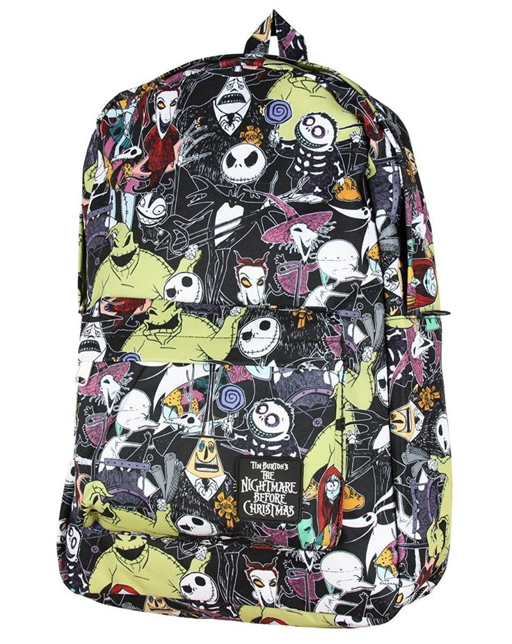 19+ The nightmare before christmas backpack ideas