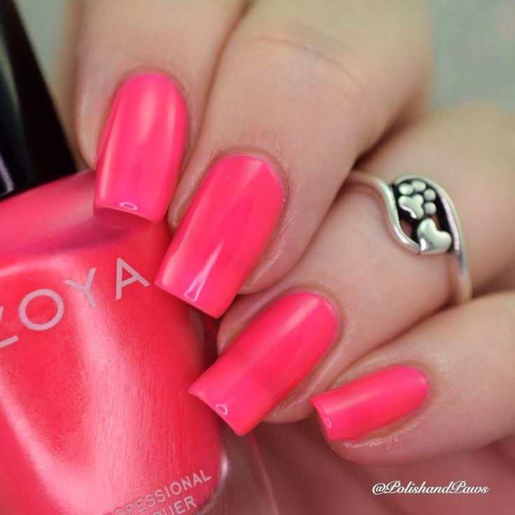 Zoya Cana UltraBrite Neons