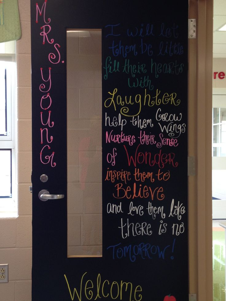 Classroom Chalkboard Ideas ~ Best images about classroom doors and decor on