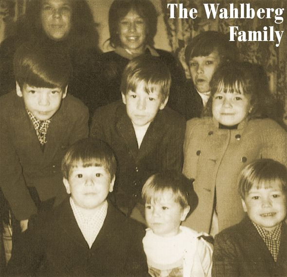 The Wahlberg Family   ...