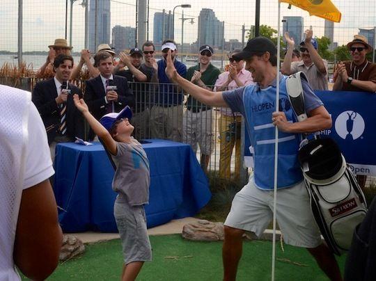 「The Mini-Golf Open」