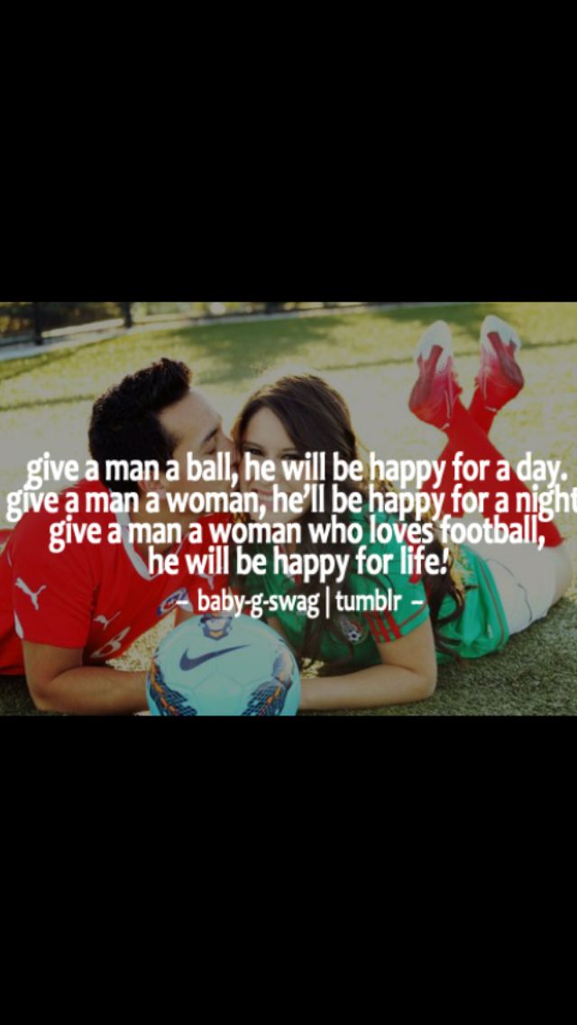 Soccer relationships quotes