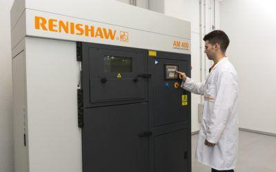 Проект Futuralve использует металлическую 3D-печать для улучшения высокоскоростных аэрокосмических турбин